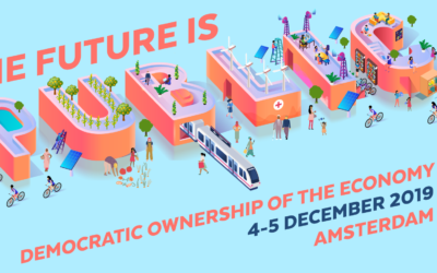 The Future is Public, Democratic Ownership of the Economy – 2019