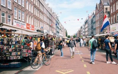 Stadseconomie van, voor en door Amsterdammers