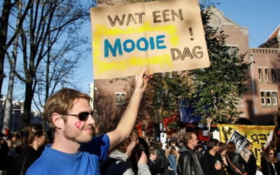 The Future is Public & De Stad van Morgen – 2019